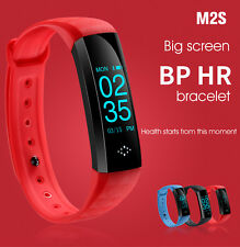 Smart Watch Bluetooth Waterproof Monitor Blood Oxygen Heart Rate For Android IOS