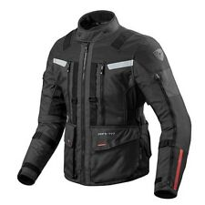 Chaqueta de motociclista berlina touring turismo Revit Rev'it Sand 3 black negro