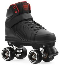 RIO ROLLER Kicks QUAD / Pattini a rotelle - rosso nero