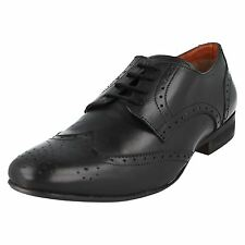 Mens Aberto Torresi A2083 Lace Up Brogue Shoes Style
