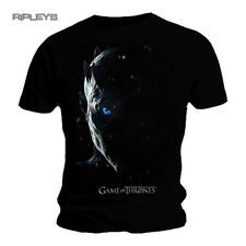 Official T Shirt Game of Thrones Season 7 White Walker Face POSTER All Sizes