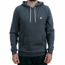 Element Cornell Pullover Hooded Sweatshirt Charcoal Grey Hoody New Free Delivery