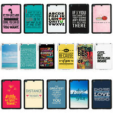Sayings Quotes Case Cover for Apple iPad Mini & Air - 32