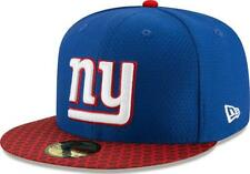 New Era New York Giants NFL 17 Sideline 59fifty 5950 Fitted Cap Limited Edition
