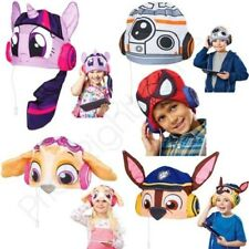 bambini CUFFIE HAT CAPPELLINO IN PILE - Paw Patrol, My Little Pony, Star Wars