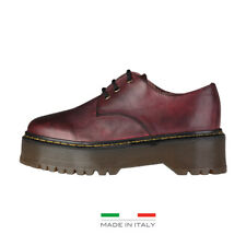 Chaussures à lacets Ana Lublin - LISBET Femme Rouge