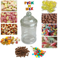1 FULL JAR OF HARIBO SWEETS WHOLESALE DISCOUNT FAVOURS TREATS PARTY CANDY KIDS