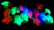 Crystal Bell Shape Big String LED RGB Decorate Light for diwali christmas 3.5Mtr