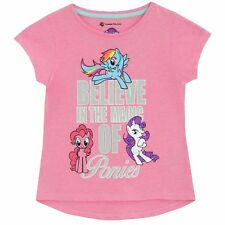 My Little Pony T-Shirt | Girls My Little Pony Tee | Kids MLP Top