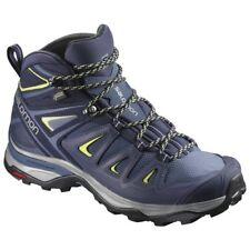 Zapatos Senderismo Trekking Outdoor Mujer SALOMON X ULTRA MID 3 GTX W Crown