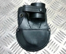 Genuine MoD Military / Police Leather PSNI / PWL Handcuff Holder Various Styles