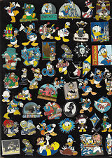 04 DISNEY PIN PINES - WALT DISNEY WORLD - DISNEY LAND elegir: Donald Duck