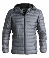 Official Quiksilver Everyday Scaly Jacket (Dark Grey Heather)