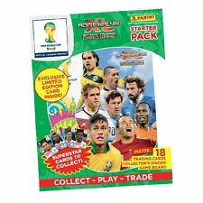 WORLD  BRAZIL 2014 ADRENALYN XL  EXPERT & FANS FAVOURITE  CARDS  BY PANINI