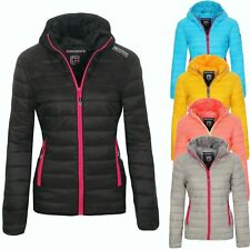 Geographical Norway Damen Jacke Steppjacke Übergangsjacke Winter