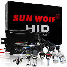 35/55W Phare xénon HID Conversion Kit ampoules H1 H3 H4 H7 H11 9005 9007
