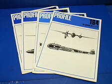 Profile Publications - Aircraft Blue Series - Softback - Select from Issues