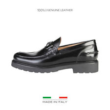 Mocassins Made in Italia - JACOPO Homme Noir