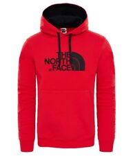 The North Face Drew Peak Pull Felpa Uomo T0AHJY 64M TNF Red/TNF Red