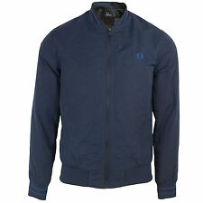 Fred Perry chaqueta hombre oscuro media noche Tonic Bomber