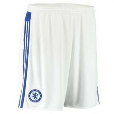 adidas Chelsea FC Away Shorts 15/16 CALCIO BIANCO BLUES CALCIO Climacool PREMIUM
