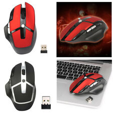 2.4G Wireless Gaming Mouse Optical Game Mice 8 Buttons For Home Office Game