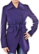 Giacca Cappotto Donna Viola Datch Jacket Woman Violet