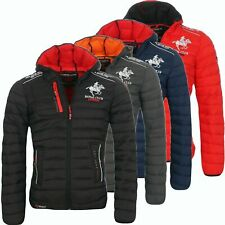 Geographical Norway Herren Jacke Steppjacke Bryan Winterjacke