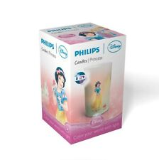 Vela Led Disney Lámpara Philips DORMITORIO INFANTIL Iluminación RECARGABLE USB