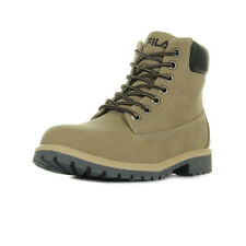 Chaussures Boots Fila femme Maverick Mid Wmn Taupe Gray taille Marron