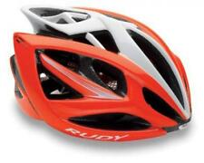CASCO RUDY PROJECT AIRSTORM RED FLUO'/WHITE 2018