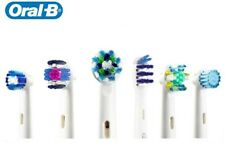 BRAUN ORAL B ELECTRIC TOOTHBRUSH REPLACEMENT BRUSH HEADS 100% ORIGINAL *CHOOSE*
