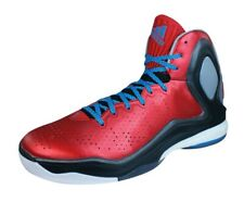 Hommes adidas Baskets Basketball D Rose 5 Boost Chaussures - Rouge