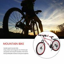 26 InchX17 Inch Disc 30 Circle Mountain Bike Variable Speed MTB Road Bicycle HT