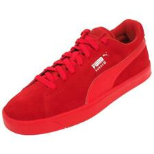 Chaussures basses cuir ou synthétique Puma Suede s rouge Rouge 58921 - Neuf