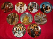 GONE WITH THE WIND COLLECTORS PLATES  VARIOUS ISSUES  - SELECT PLATE