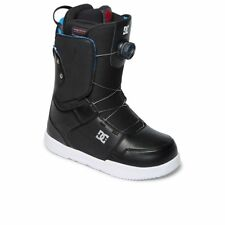 DC Snowboard Boots - DC Scout Snowboard Boots 2018 - Black