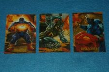 TRADING CARDS AMALGAM  CANVAS LIMITED EDITION SUBSET CARDS - SELECT CARD