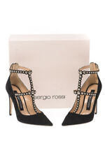 Decolletes Sergio Rossi Shoes -10% Italy Donna Nero A78460MAF3081498-110