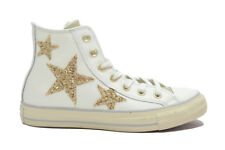 CONVERSE All Star CT Hi Curved bianco sneakers scarpe donna ragazza mod. 559013C
