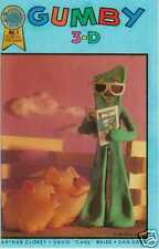 Gumby in 3-D # 1 (USA)