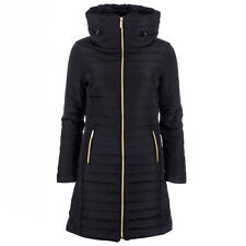Womens Elle Florence Coat In Black From Get The Label