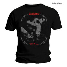 Official T Shirt SCORPIONS Metal 'Love At First Sting' Album Cover All Sizes