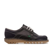 Donna Kickers Kick Lo Scarpe in pelle navy-quality tomaie ASSICURA