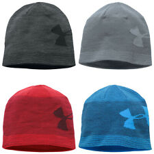 Under Armour Mens Billboard 2.0 Beanie -New UA Coldgear Warm Hat Golf Sport 2017
