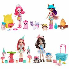 Enchantimals Doll & Animals Theme Playsets & Accessories