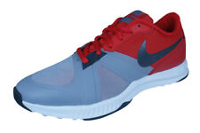 Nike Air Epic Speed TR Baskets De Sport Pour Homme - Gris et Rouge