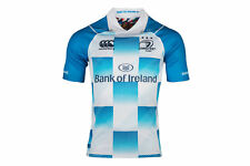 Canterbury Leinster 2017/18 Alternate Pro S/S Rugby Shirt Top Sports