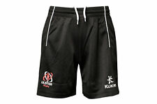 Kukri Ulster 2017/18 Kids Rugby Gym Shorts Sports Workout Bottoms