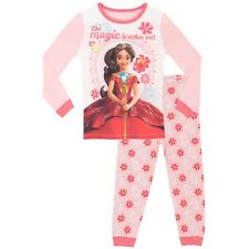 Girls Elena Of Avalor Pyjamas | Disney Princess Elena Of Avalor Pyjama Set